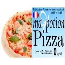 E-Liquide Saveur Pizza, Eliquide Français, recharge liquide pour cigarette électronique, Ecig