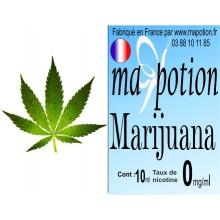 E-Liquide Saveur Marijuana, Eliquide Français, recharge liquide pour cigarette électronique, Ecig