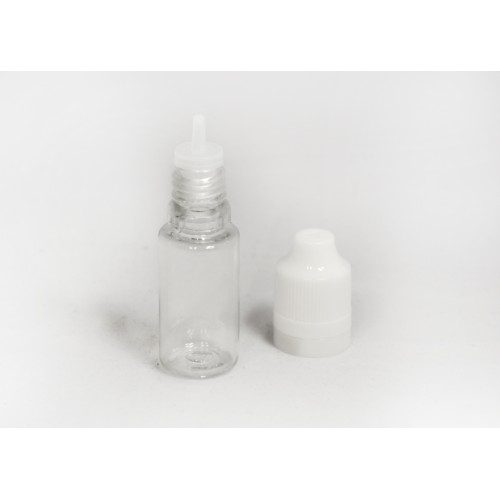 Flacon vide Eliquide pour vos mélanges 10ml pour cigarette électronique