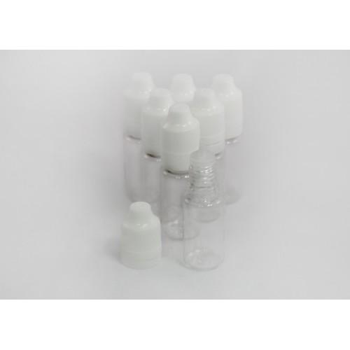 Lot de 10 Flacons vides pour vos mélanges de E Liquide 10ml pour cigarette électronique