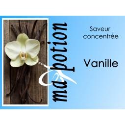 Saveur concentrée Vanille Française, pour fabriquer ses Eliquides maison, E-Liquides DIY Sans nicotine ni tabac
