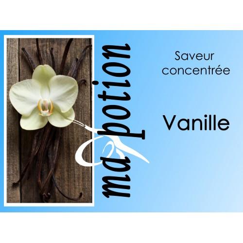Saveur concentrée Vanille Française, pour fabriquer ses Eliquides maison, E-Liquides DIY