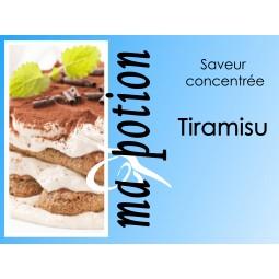 Saveur concentrée Tiramisu pour fabriquer ses Eliquides maison, E-Liquides DIY Sans nicotine ni tabac