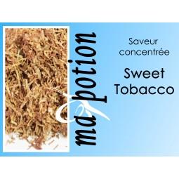 Saveur concentrée Sweet Tobacco pour fabriquer ses Eliquides maison, E-Liquides DIY Sans nicotine ni tabac