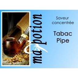 Saveur concentrée TABAC Pipe pour fabriquer ses Eliquides maison, E-Liquides DIY Sans nicotine ni tabac