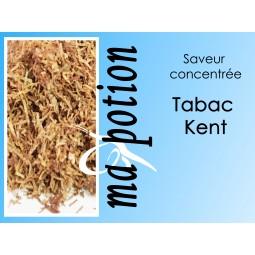 Saveur concentrée TABAC Kent pour fabriquer ses Eliquides maison, E-Liquides DIY Sans nicotine ni tabac