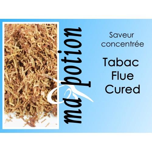 Saveur concentrée TABAC Flue Cured pour fabriquer ses Eliquides maison, E-Liquides DIY