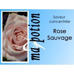 Saveur concentrée Rose sauvage pour fabriquer ses Eliquides maison, E-Liquides DIY Sans nicotine ni tabac