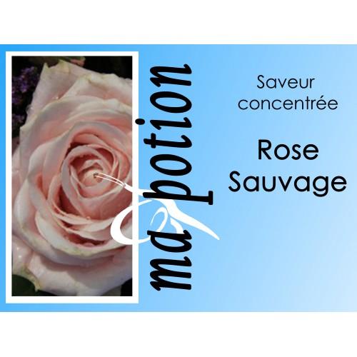Saveur concentrée Rose sauvage pour fabriquer ses Eliquides maison, E-Liquides DIY