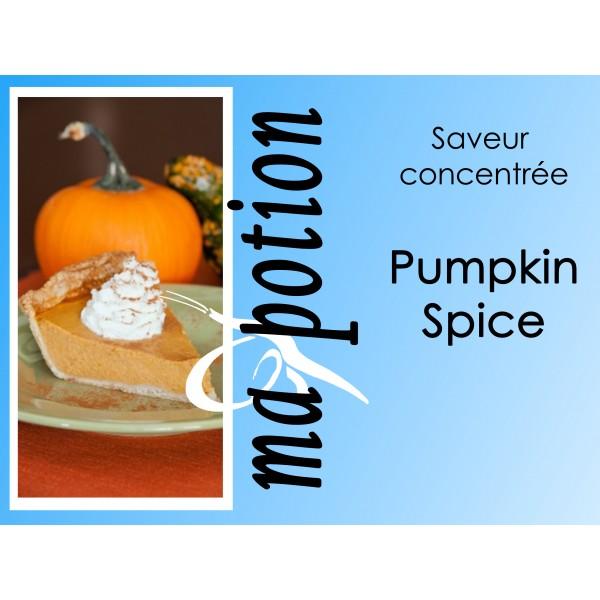 Saveur concentrée Pumpkin Spice pour fabriquer ses Eliquides maison, E-Liquides DIY