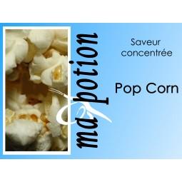 Saveur concentrée Pop Corn pour fabriquer ses Eliquides maison, E-Liquides DIY Sans nicotine ni tabac
