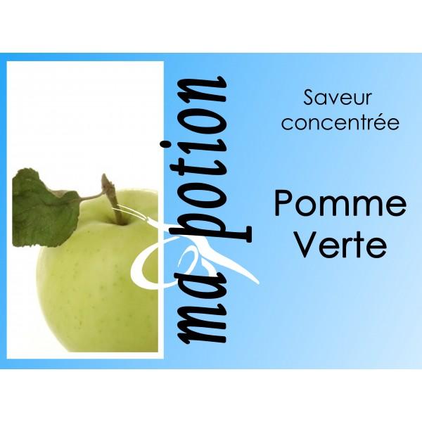 Saveur concentrée Pomme Verte pour fabriquer ses Eliquides maison, E-Liquides DIY