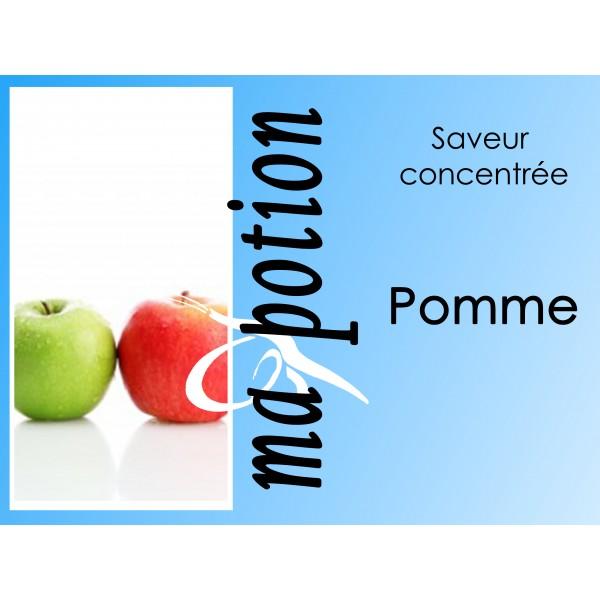 Saveur concentrée Pomme pour fabriquer ses Eliquides maison, E-Liquides DIY