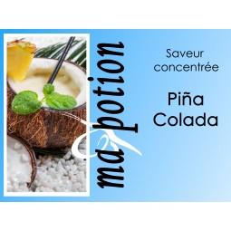 Saveur concentrée Pina colada pour fabriquer ses Eliquides maison, E-Liquides DIY Sans nicotine ni tabac
