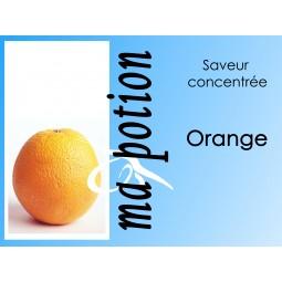 Saveur concentrée Orange pour fabriquer ses Eliquides maison, E-Liquides DIY Sans nicotine ni tabac