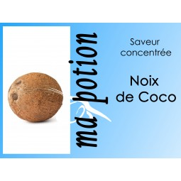 Saveur concentrée Noix de coco pour fabriquer ses Eliquides maison, E-Liquides DIY Sans nicotine ni tabac
