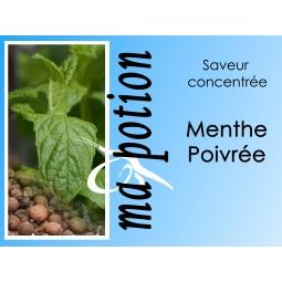 Saveur concentrée Menthe Poivrée pour fabriquer ses Eliquides maison, E-Liquides DIY Sans nicotine ni tabac