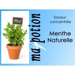 Saveur concentrée Menthe Naturelle pour fabriquer ses Eliquides maison, E-Liquides DIY Sans nicotine ni tabac