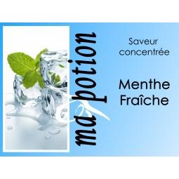 Saveur concentrée Menthe Fraîche pour fabriquer ses Eliquides maison, E-Liquides DIY Sans nicotine ni tabac