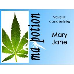 Saveur concentrée Mary Jane pour fabriquer ses Eliquides maison, E-Liquides DIY Sans nicotine ni tabac