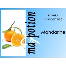 Saveur concentrée Mandarine pour fabriquer ses Eliquides maison, E-Liquides DIY Sans nicotine ni tabac