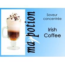 Saveur concentrée Irish coffee pour fabriquer ses Eliquides maison, E-Liquides DIY