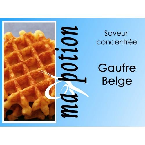 Saveur concentrée Gaufre Belge pour fabriquer ses Eliquides maison, E-Liquides DIY