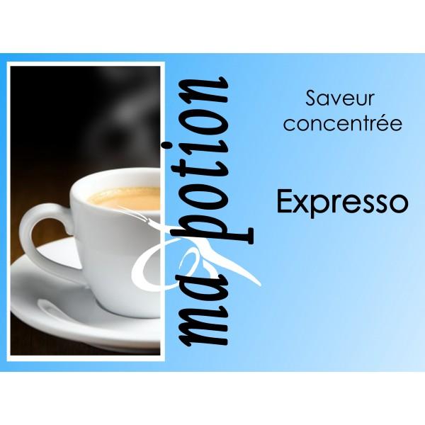 Saveur concentrée Expresso pour fabriquer ses Eliquides maison, E-Liquides DIY