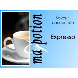 Saveur concentrée Expresso pour fabriquer ses Eliquides maison, E-Liquides DIY Sans nicotine ni tabac