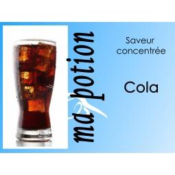 Saveur concentrée Cola pour fabriquer ses Eliquides maison, E-Liquides DIY Sans nicotine ni tabac