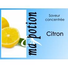 Saveur concentrée Citron pour fabriquer ses Eliquides maison, E-Liquides DIY