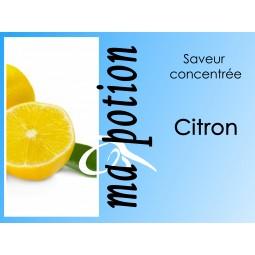 Saveur concentrée Citron pour fabriquer ses Eliquides maison, E-Liquides DIY Sans nicotine ni tabac
