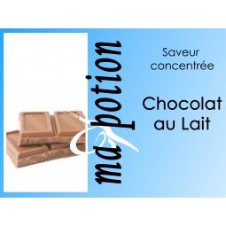Saveur concentrée Chocolat au Lait pour fabriquer ses Eliquides maison, E-Liquides DIY Sans nicotine ni tabac