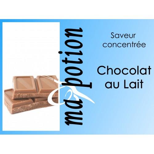 Saveur concentrée Chocolat au Lait pour fabriquer ses Eliquides maison, E-Liquides DIY