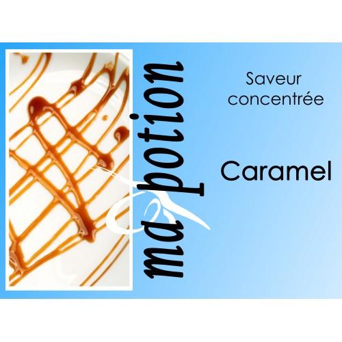 Saveur concentrée Caramel pour fabriquer ses Eliquides maison, E-Liquides DIY