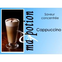 Saveur concentrée Cappuccino pour fabriquer ses Eliquides maison, E-Liquides DIY Sans nicotine ni tabac