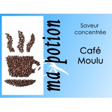 Saveur concentrée Café moulu pour fabriquer ses Eliquides maison, E-Liquides DIY