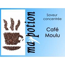 Saveur concentrée Café moulu pour fabriquer ses Eliquides maison, E-Liquides DIY Sans nicotine ni tabac