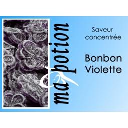 Saveur concentrée Bonbon Violette pour fabriquer ses Eliquides maison, E-Liquides DIY Sans nicotine ni tabac