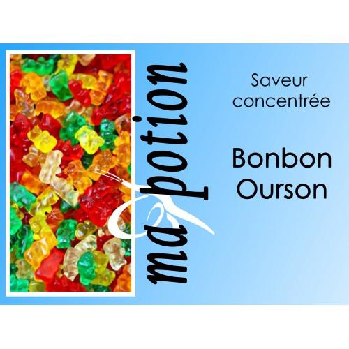 Saveur concentrée Bonbon ourson pour fabriquer ses Eliquides maison, E-Liquides DIY