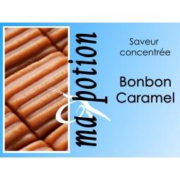 Saveur concentrée Bonbon Caramel pour fabriquer ses Eliquides maison, E-Liquides DIY Sans nicotine ni tabac