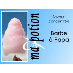 Saveur concentrée Barbe a papa pour fabriquer ses Eliquides maison, E-Liquides DIY Sans nicotine ni tabac