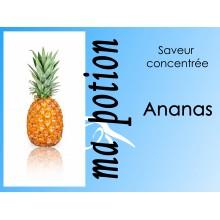 Saveur concentrée Ananas pour fabriquer ses Eliquides maison, E-Liquides DIY