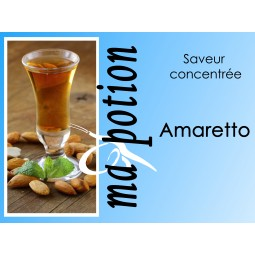 Saveur concentrée Amaretto pour fabriquer ses Eliquides maison, E-Liquides DIY Sans nicotine ni tabac