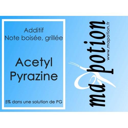 Additif acétyl-pyrazine 5% PG pour Eliquide