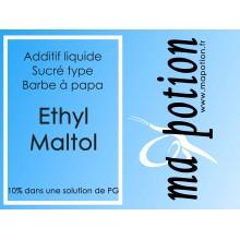 Additif Ethyl Maltol 10% PG pour Eliquide