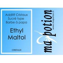 Additif Ethyl Maltol Cristaux pour Eliquide