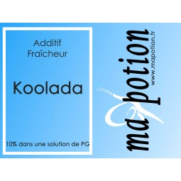 Additif Koolada 10% PG pour Eliquide