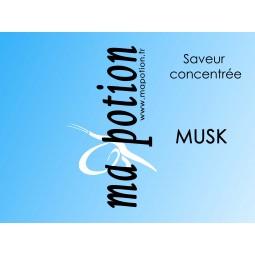 Saveur concentrée MUSK pour fabriquer ses Eliquides maison, E-Liquides DIY Sans nicotine ni tabac