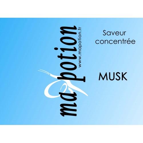 Saveur concentrée MUSK pour fabriquer ses Eliquides maison, E-Liquides DIY